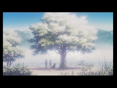 劇場版 冬月とユイの会話 009