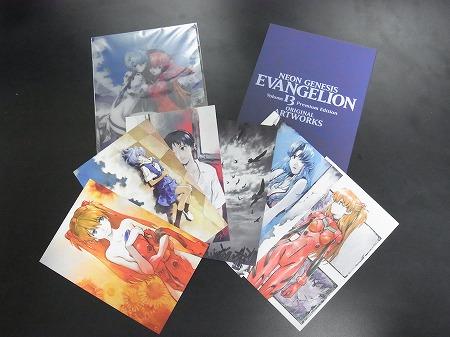 新世紀エヴァンゲリオン コミックス第13巻限定版の特典内容