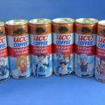 エヴァグッズ No.90~95 UCC エヴァ缶 『ヱヴァンゲリヲン新劇場版:Q』 公開記念ver