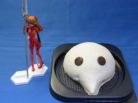 エヴァケーキ 使徒ケーキ&式波・アスカ・ラングレー