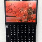 エヴァグッズ No.189~190 スタジオカラーのカレンダー 2014/2015