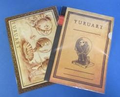 ゆるしと新シリーズ yuruart 女神の誕生と考える人