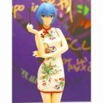 中国で開催されたエヴァイベント「EVA EXPO2.0」で発売された、チャイナドレス姿のレイフィギュアが日本でも販売!