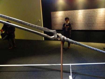 刀匠・三上貞直氏によるロンギヌスの槍
