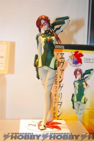 ヱヴァンゲリヲン新劇場版 MARIフィギュア vs 3rd Angel Ver.