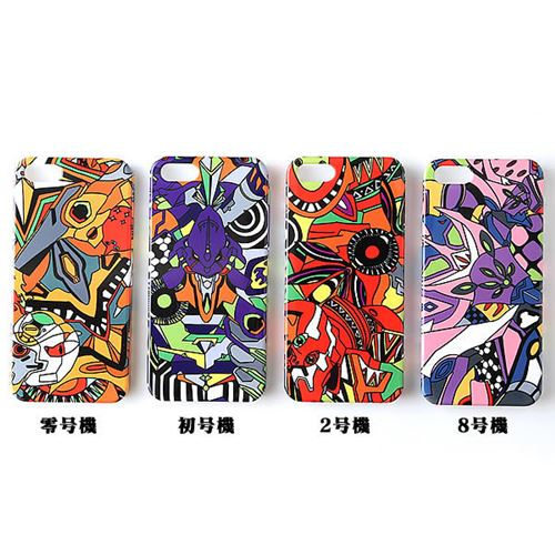 RADIO EVA 357EVA Abstract Art iPhone 5/5S Case/2号機