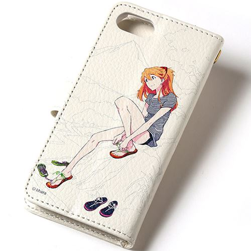 RADIO EVA361【EVA iPhone 5/5S Diary Case】アスカ(CHASKI)