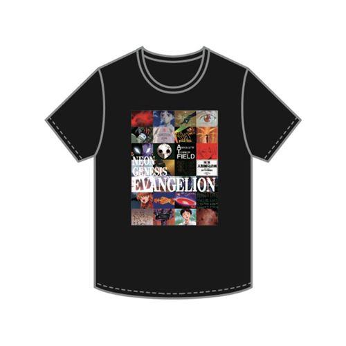 新世紀エヴァンゲリオンOPENING Tシャツ