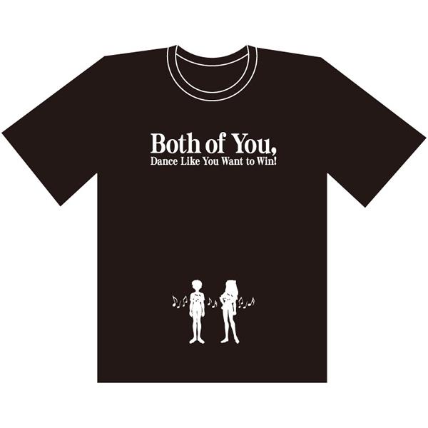 新世紀エヴァンゲリオン セリフTシャツ ユニゾン/L(ムービック)