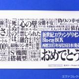 新世紀エヴァンゲリオン DVD-BOX&Blu-ray BOX発売記念特大ステッカー