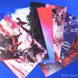 エヴァストア トップページ カラー描き下ろしイラスト ポストカードセット