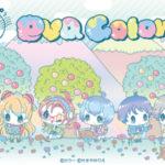 【新着エヴァグッズ】「eva colon:」シリーズ(picnic)より新作グッズが登場