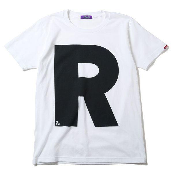 RADIO EVA 410 NERV Letter T-Shirt