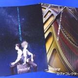 ヱヴァンゲリヲン新劇場版:Qのキービジュアル2種類を使った映画宣伝チラシ