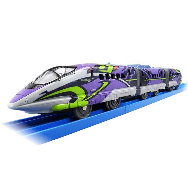 プラレール版エヴァ新幹線