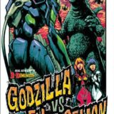"GODZILLA VS EVANGELION"" Rockin'Jelly Bean 応援イラスト"