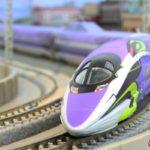 Zゲージのロクハンよりエヴァ新幹線「500 TYPE EVA」の発売が決定