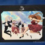 エヴァグッズ No.1007 株式会社カラー10周年記念展 前売り券特典ポスター