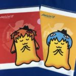 エヴァグッズ No.1016~1019『ヱヴァQ』ピザハットキャンペーンプレゼント クリアファイル レイとアスカ