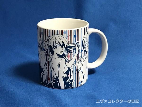 エヴァストア6周年記念イラストを使ったマグカップ